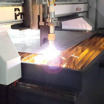 PROCESO DE CORTE PLASMA CNC